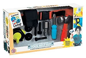 Small World Living Toys Little Handyman's Tool Belt