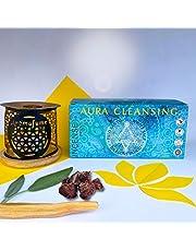 Aromafume Incense Bricks & Exotic Burner