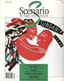 img - for Scenario: The Magazine of Screenwriting Art (Fall 1996 Vol 2, No. 3): Big Night, Bound, Walking and Talking, Girls Town book / textbook / text book
