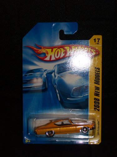 Hot Wheels 2008 New Models Series (#17 of 40) '69 Chevelle SS 396 ()