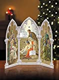 Triptych Standing Nativity Advent Calendar, 15-1/2'' W x 11-1/4'' H, 12pk.