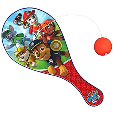 Paw Patrol Paddle Ball | Party Favor: Toys & Games