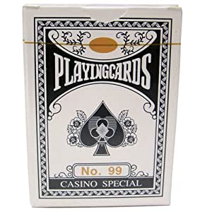 Casino Special No. 99 Poker Playing Cards - 1 Deck (color may vary)