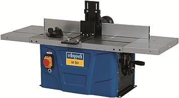 Scheppach mesa fresadora máquina HF50: Amazon.es: Bricolaje y ...