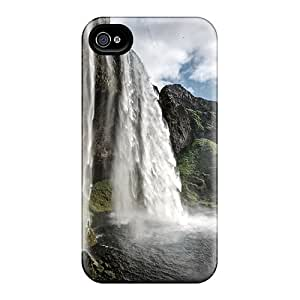 New Arrival Iphone 4/4s Case Amazing Waterfalls Hdr Case Cover