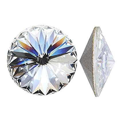 19b299db3 Image Unavailable. Image not available for. Color: Swarovski Crystal, 1122  Rivoli ...