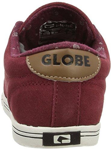19889 Globe Rot unisex Slim Tan Lighthouse Sneakers Port fqfBPH1x