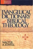 img - for Evangelical Dictionary of Biblical Theology (Baker Reference Library) (1996-05-23) book / textbook / text book