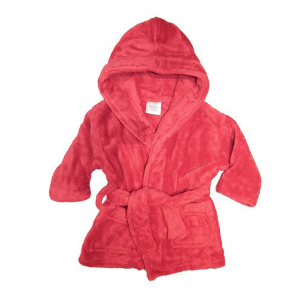 Gorgeously Soft Childs Fleece Dressing Gown By Softtouch