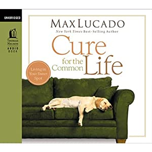 Cure for the Common Life Audiobook