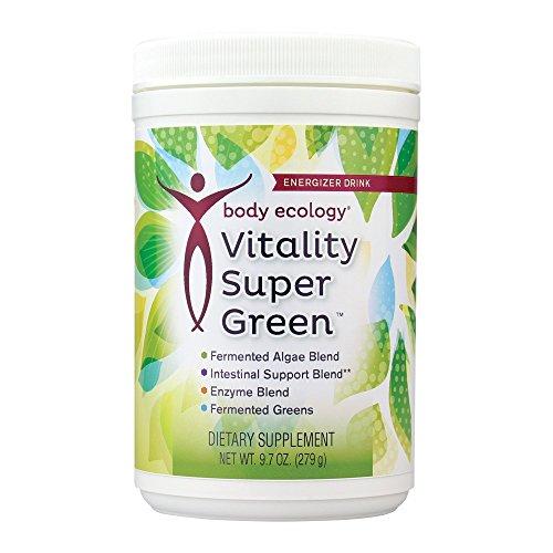 Body Ecology Vitality SuperGreen, 279 (Donna Body Powder)