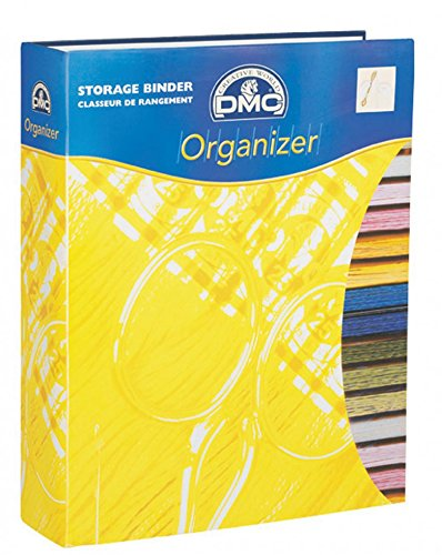 (DMC Gold Concept Embroidery Thread Ring Binder - each)