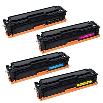 Do it Wiser Compatible Toner Cartridge for HP LaserJet Pro 400 Color M451dn M451dw M451nw MFP M475dn MFP M475dw Pro 300 Color MFP M375nw