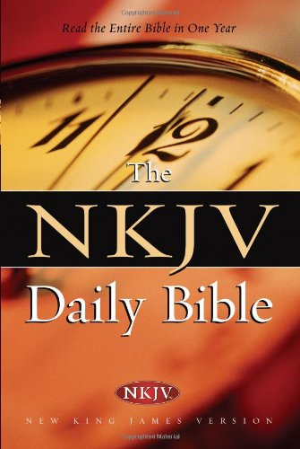 Download The Nkjv Daily Bible: Read the Entire Bible in One Year PDF