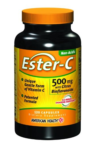 AMERICAN HEALTH ESTER-C 500 W/CITRUS BIO, 120 CAP by American Health