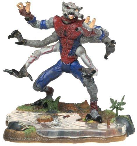 (Spider-man Classics 2001 Man-spider 6 Action Figure by Toy Biz)
