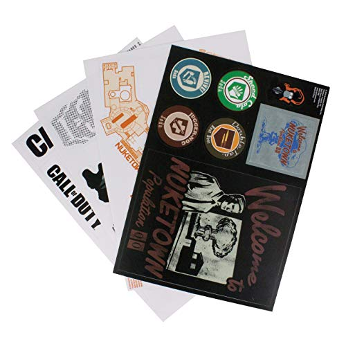 - Paladone Call of Duty Gadget Vinyl Decals