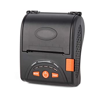 LOSRECAL Impresora de Etiquetas Térmica Bluetooth 4.0 Inalámbrica ...