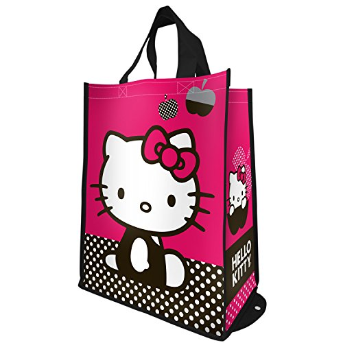 Hello Kitty Packable Shopper Tote 18076