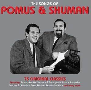 The Songs Of Pomus & Shuman
