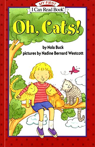 Oh, Cats! (My First I Can Read)