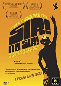 Sir! No Sir! - The Suppressed Story of the GI Movement to End the War in Vietnam [Import]