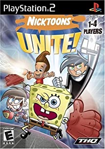 Image result for nicktoons unite ps2
