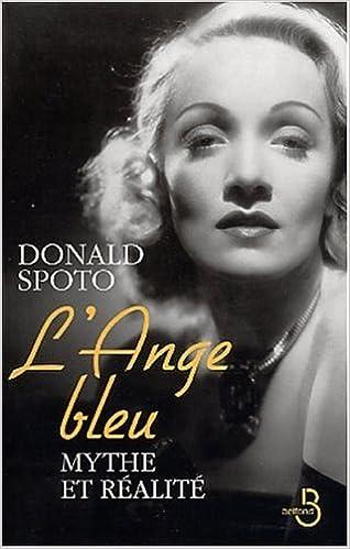 Livre gratuits en ligne L'Ange bleu : La Vie de Marlène Dietrich pdf, epub