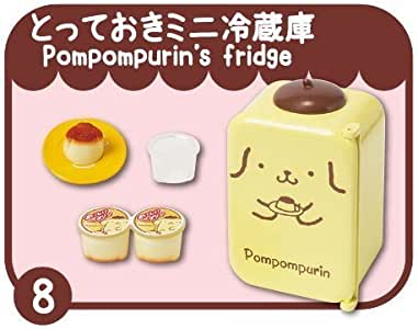 Re-Ment Miniature Sanrio Pom Pom Pompompurin/'s Room Furniture Full set of 8 pcs