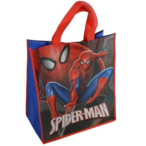 Marvel Spider-Man Large Reusable Tote Bag ()