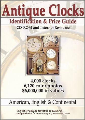 Collectible antique clocks (pre-1930)   ebay.