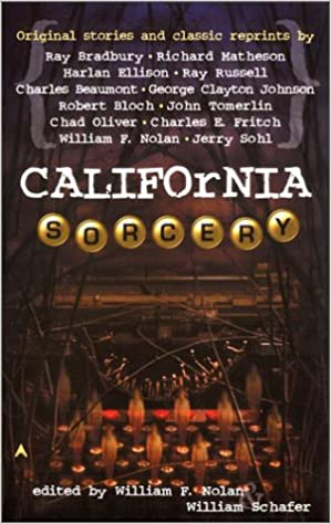 Book California Sorcery