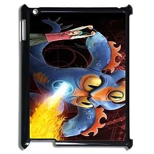 Big Hero 6 ROCK0084311 Phone Back Case Customized Art Print Design Hard Shell Protection Ipad2,3,4