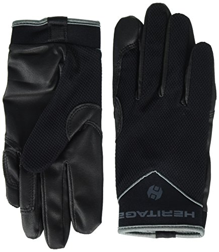 Heritage Ultralite Gloves, Size 7, Black