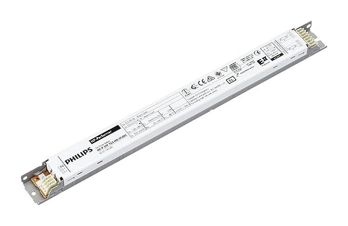 Philips Electronic Ballast Evg Hf P 2 X 45 Or 49 Watt Tl5 Amazon