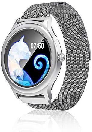 BlitzWolf Smartwatch Mujeres, IP68 Reloj