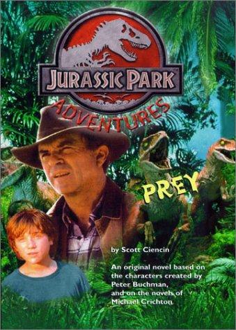 Prey (Jurassic Park Adventures, 2)