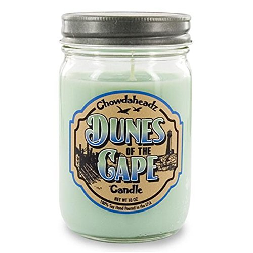 Chowdaheadz Dunes Of The Cape Candle 100% Soy, All Natural, Made In The USA