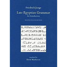 Late Egyptian Grammar, 2nd English Edition