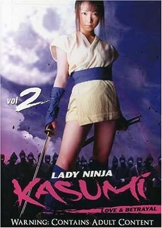 Lady Ninja Kasumi 2: Love & Betrayal [USA] [DVD]: Amazon.es ...
