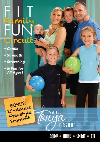 Image result for Fit Family Fun Circuit With Tonya Larson