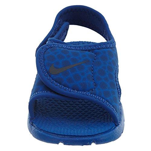 4 Bride Adjust Mixte Cheville Enfant Nike Kindersandale Sunray Bleu Sandales qE1A6tx