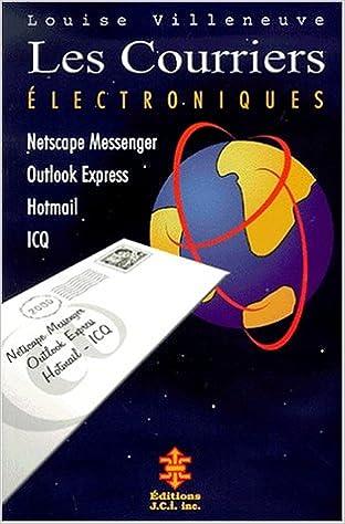 Livres Les courriers électroniques epub, pdf