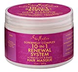 SheaMoisture Superfruit Complex 10-In-1 Renewal System Hair Masque   12 oz.