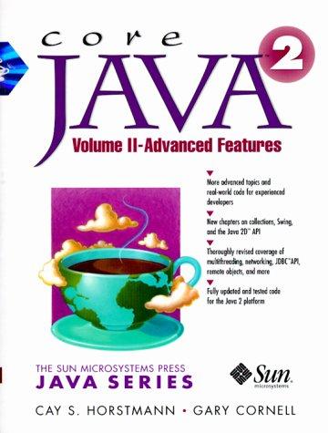 Core Java 2 Volume 2, 4th Edition (Prentice Hall (engl. Titel))