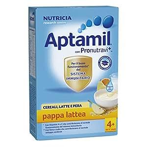 Aptamil bebé alimentos Vía leche Cereal Y 250g Pera