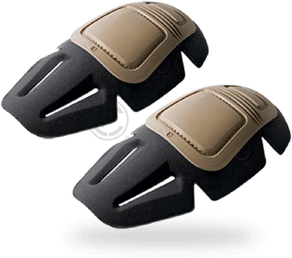 CRYE PRECISION Airflex Combat Knee Pads (Khaki): Clothing