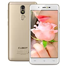 Cubot R9 Smartphone, 5.0 Pollici HD IPS Display Android 7.0 3G Telefono Cellulare, MT6580,Quad-Core, 1.3GHz , 2GB RAM + 16GB ROM, 13.0MP Doppia Telecamera Posteriore / 5.0MP, Dual Sim WiFi GPS Bluetooth Fingerprint Scanner Cellulare - Blu