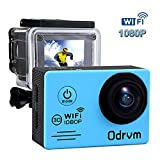 WIFI Underwater Camera HD 1080P Action Camera Waterproof With 2-Inch LCD for Riding,Racing,Skiing,Motorcycle,Motocross And Water Sports