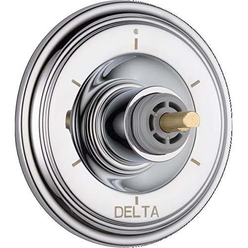 best Delta T11997-LHP Cassidy 6 Function Diverter Trim without Handle, Chrome